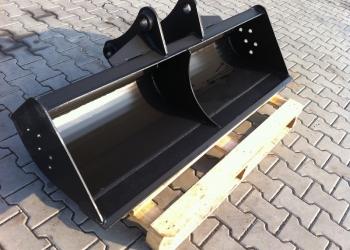 Планировочный ковш для экскаватора-погрузчика 1200 мм