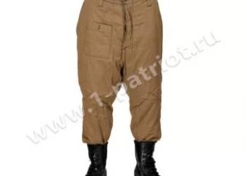 Новые ватные штаны армейские для охоты и рыбалки