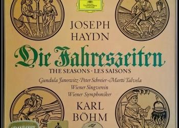 Йозеф Гайдн Joseph Haydn Box 3 LP