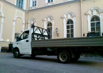 Грузоперевозки газель Катюша борт 6 метров