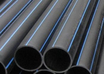 Трубы полиэтиленовые для водопровода ПЭ-100 Д 110 SDR 11 16 атм    376,80