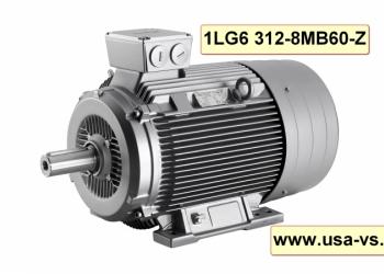 Электродвигатель SIEMENS 160 кВт