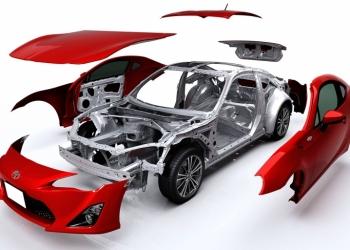 Продаем кузовные детали на отечественные и импортные авто: бампера,капоты,крылья