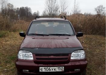 Chevrolet Niva, 2005