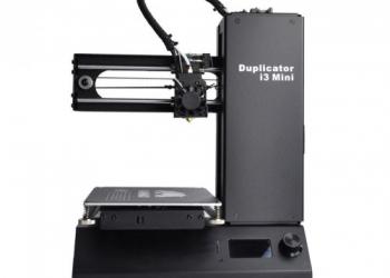 3d принтер wanhao duplikator i3 mini