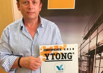 Лучший газобетон Ytong со скидками уже в Подмосковье.