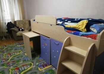 Кровать детская для младшешкольника
