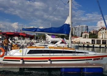 Продам Парусно-моторную-яхту