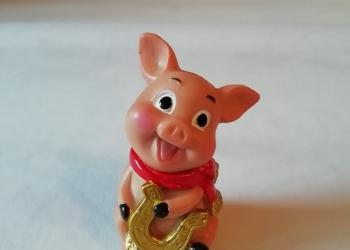 Свинка. Символ 2019 года.