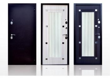 Металлическая дверь Роста NEW