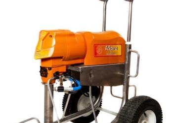 Аренда аппарата высокого давления aspro-6000