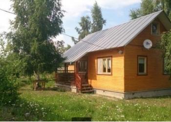 Дом 69 м² на участке 8 сот. 1 400 000 руб.