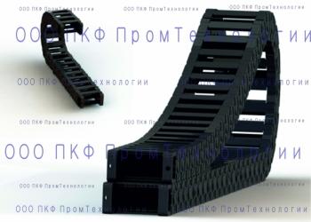 Производство гибкого кабель канала (кабелеукладчик,энергоцепь)