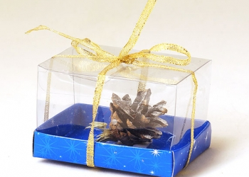 Подарочная упаковка - декоративная коробка