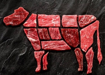 вкусное мясо