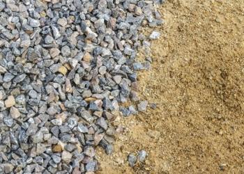 Нерудные материалы песок,щебень,гравий,керамзит