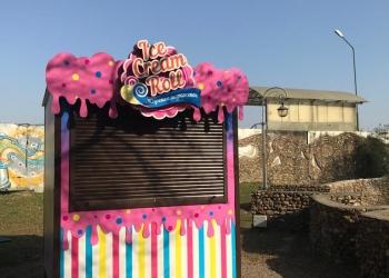 Оборудование тайское мороженое