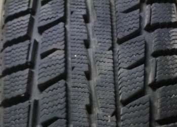 Зимние нешипованных шины