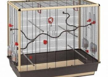 Клетка Ferplast Piano 7 для мелких и средних птиц