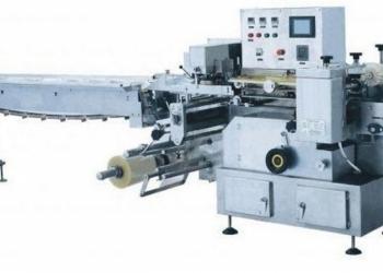 Автоматическая машина для упаковки хлебобулочных изделий