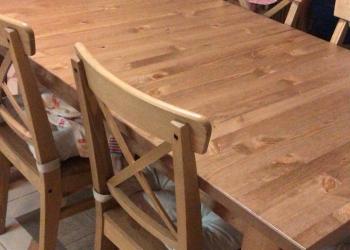 Защита Вашего стола - прозрачная скатерть.