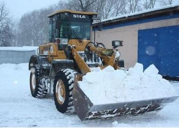 Очистим кровлю и территорию от снега.Вывоз снега 18 руб/м2