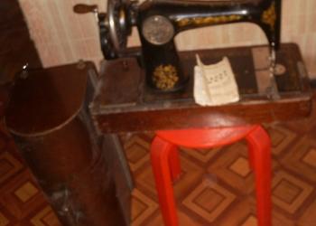 Ручная швейная машинка Подольского завода