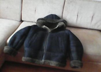 Куртка натуральная меховая фирмы SHE ARING KING