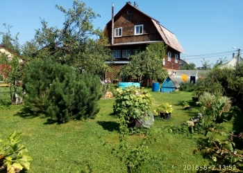 Продам коттедж в Ленинградской области
