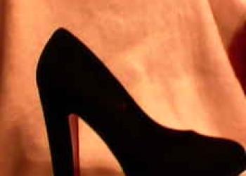 Продам  модельные туфли