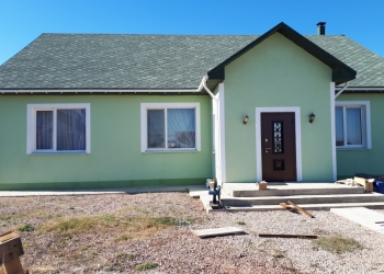 Продам новый дом в районе Евпаторийского шоссе г. Симферополь