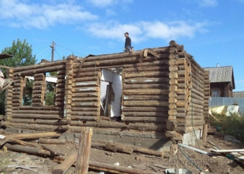 Бригада окажет помочь снос старых построек