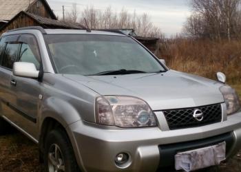 Nissan X-Trail, 2006