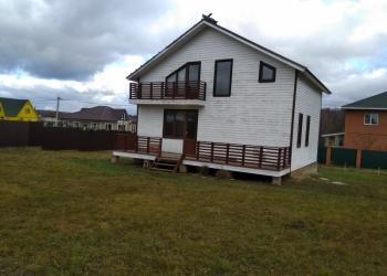 Дом 156 м2, на участке 15 соток