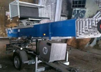 Автоматический кран Bocker для подъема груза