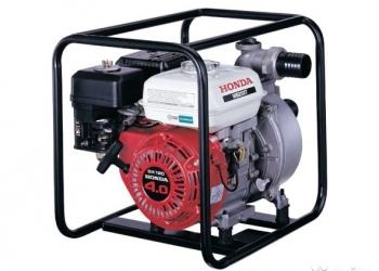 Продам новую мотопомпу бензиновую honda WP20X-WP30X