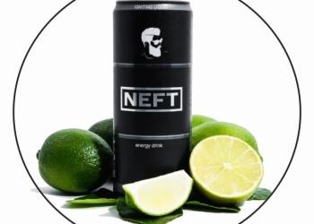 Энергетический напиток НЕФТЬ