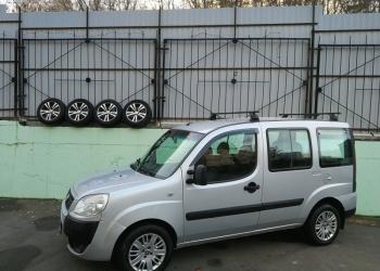 Fiat Doblo, 2012