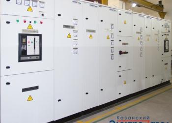 Электрощитовое оборудование от завода