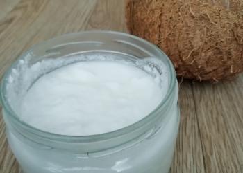 Кокосовое масло нерафинированное холодного отжима
