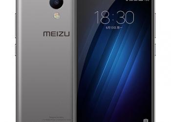 Meizu m3s (2/16 GB)
