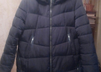 Модная тёплая куртка