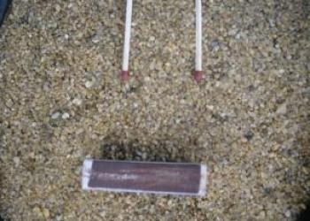 песок карьерный средний