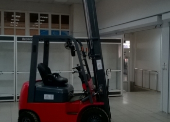 дизельный автопогрузчик JAC CPCD15