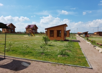 База отдыха Петрушенский хутор