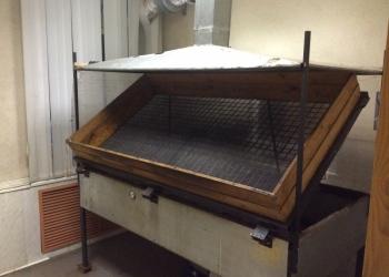 Оборудование по переработке кедрового ореха в ядро