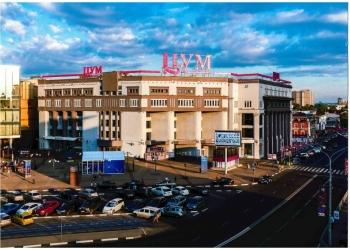 Торговая площадь, 117 м²