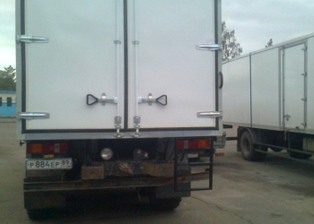 Фурнитура камаз усиленная d27мм (для фургонов)