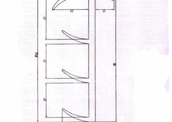 Уплотнитель дверей авторефрижератора 80мм