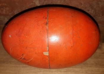 Яйцо матрёшка. Дерево. До 1917 года.